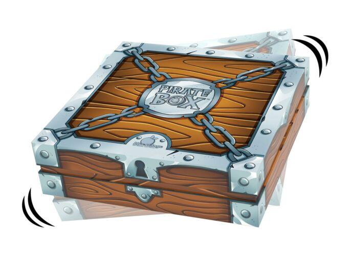 PirateBox-Example