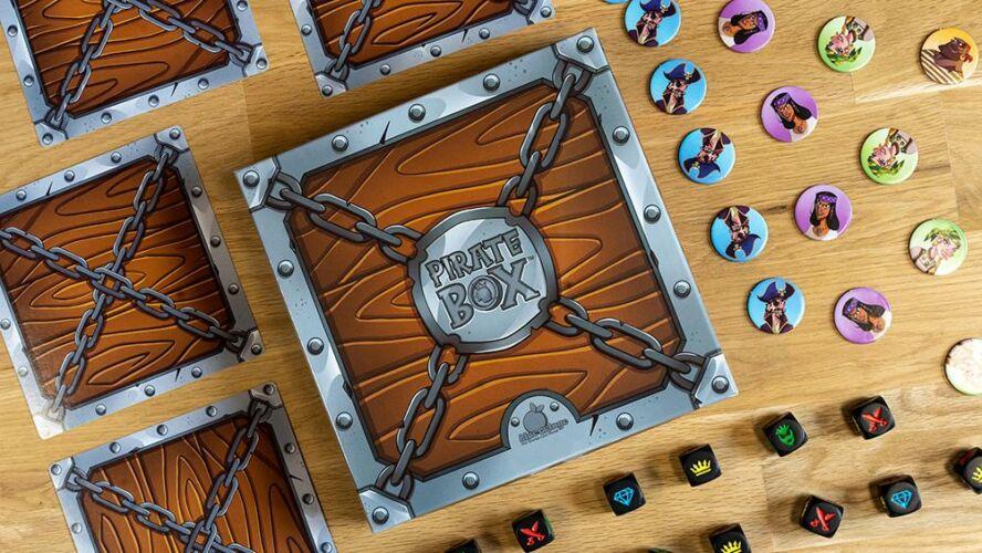 PirateBox- TopView